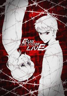 """""""Evil or Live"""" el próximo anime de Emon basado en un webcomic"""