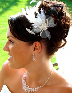 the bloomin couch bridal hairstyles