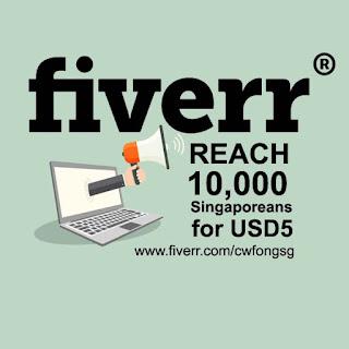 fiverr gig singapore