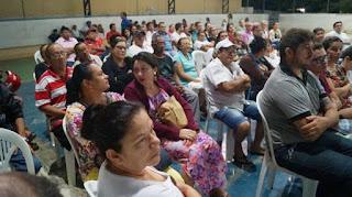 Bairro JK recebeu a caravana do orçamento participativo em Picuí