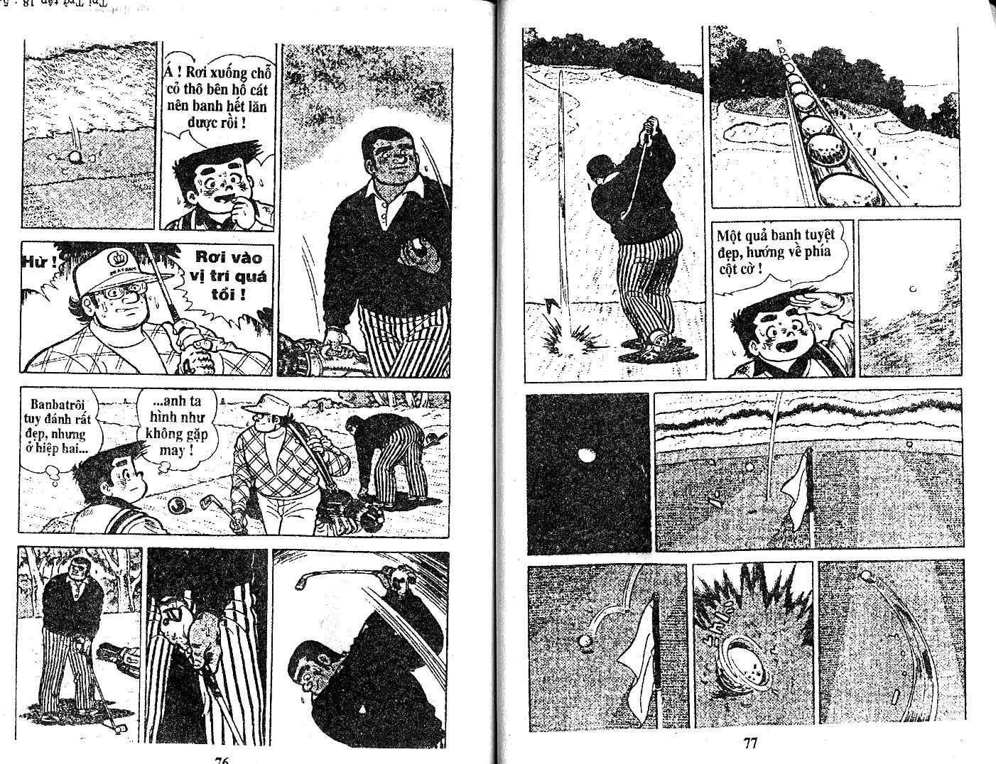 Ashita Tenki ni Naare chapter 18 trang 36