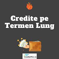 Credite pe termen lung