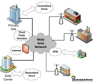 jenis jaringan wan (wide area network)