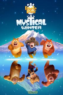 Boonie Bears: Mystical Winter (2015) WEB-DL Dual Audio [Hindi DD2.0-Chinese 2.0] 480p, 720p & 1080p HD 1