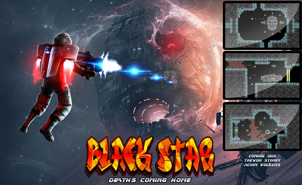 Indie Retro News: Black Star : Deaths Coming Home - Another