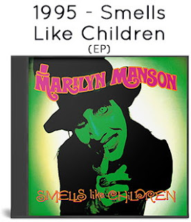 1995 - Smells Like Children (EP)