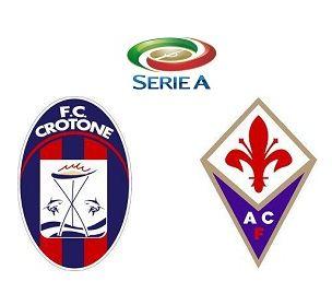 Crotone vs Fiorentina highlights
