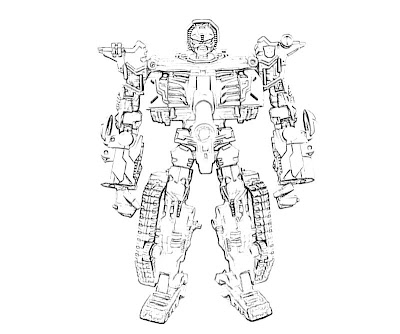 transformers cybertron coloring pages - photo#27