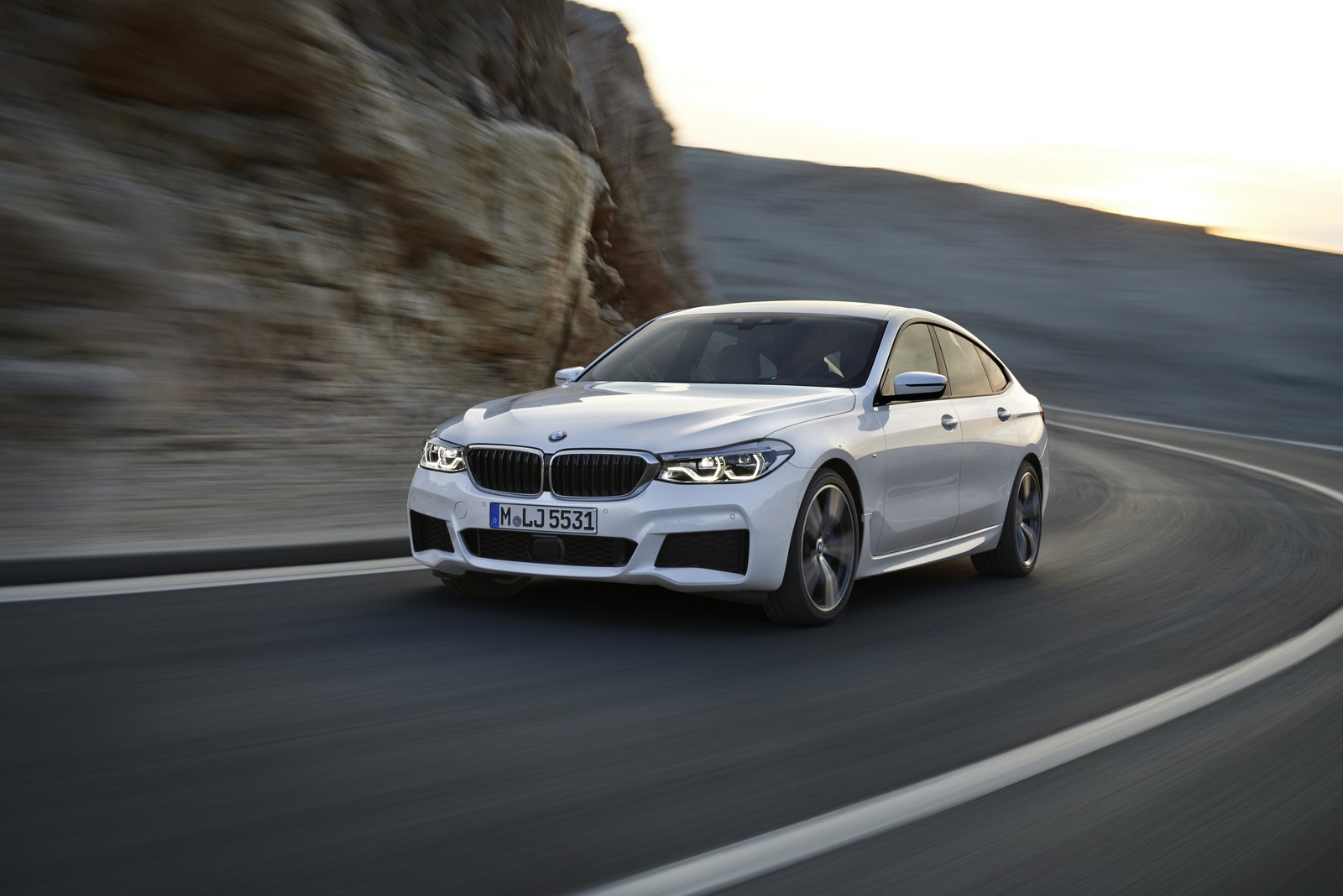 New Bmw 6 Series Gran Turismo Is A 5 Series With A Big