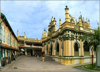 Seluruh Masjid di Singapura Ditutup Cegah Penyebaran Corona