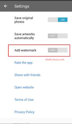 Cara Menghilangkan Watermark Prisma