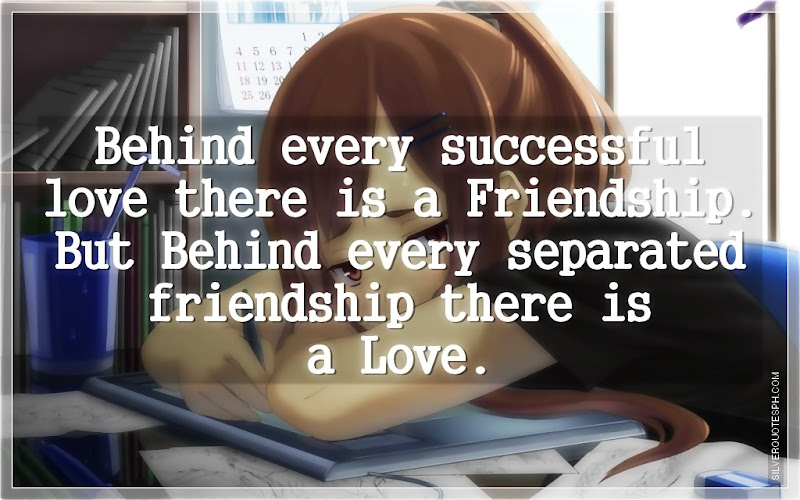 Behind Every Successful Love There Is A Friendship, Picture Quotes, Love Quotes, Sad Quotes, Sweet Quotes, Birthday Quotes, Friendship Quotes, Inspirational Quotes, Tagalog Quotes