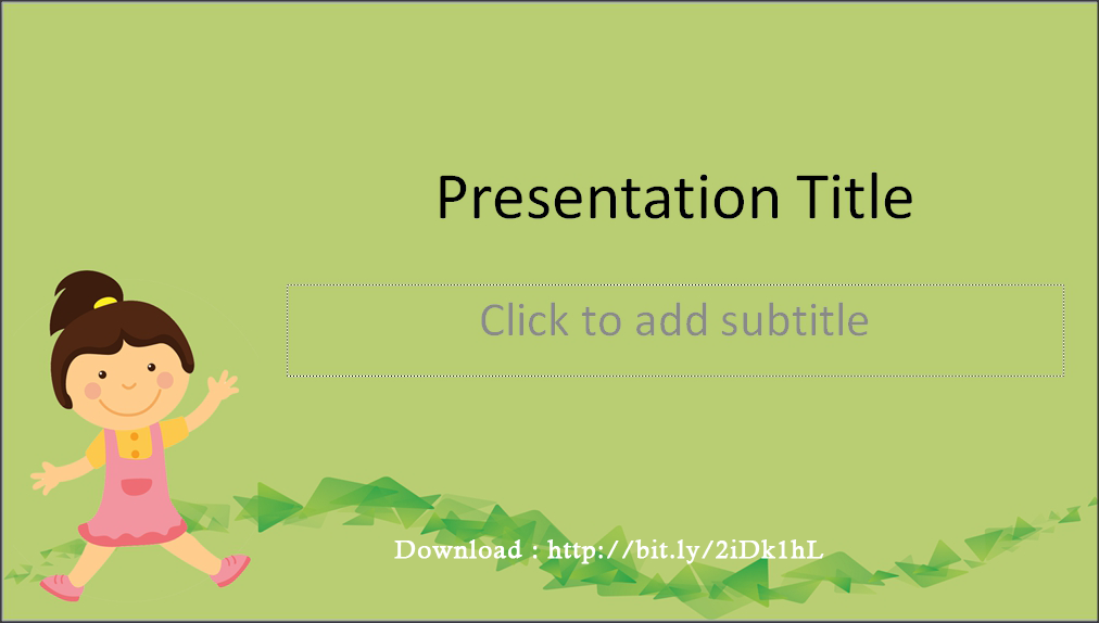 Child Education Powerpoint Template For Children Care Presentation Topics Free Powerpoint Templates Themes Backgrounds Powerpoint Presentation Ideas