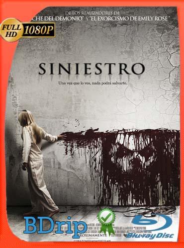 Siniestro (2012) BDRIP1080pLatino [GoogleDrive] SilvestreHD