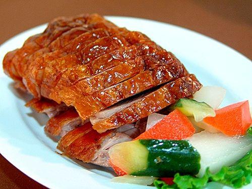 Đặc sản thịt lợn rừng Ba Vì, món ăn ngon ngây ngất khi du lịch Ba Vì