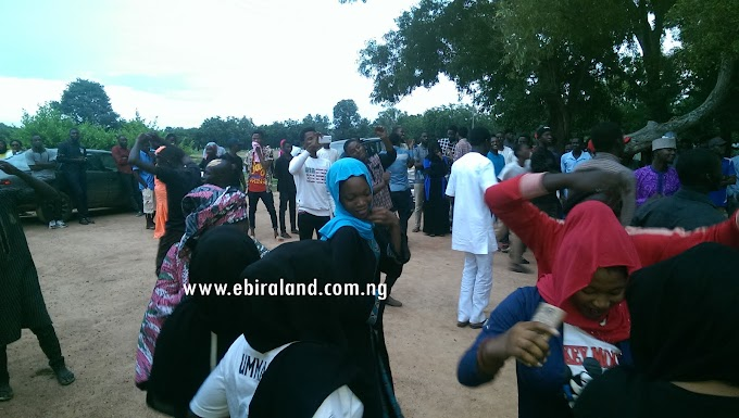 Photos Update From Ebira Day Picnic In Ahmadu Bello University, Zaria - NAES
