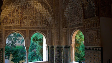 Mirarse en la Alhambra