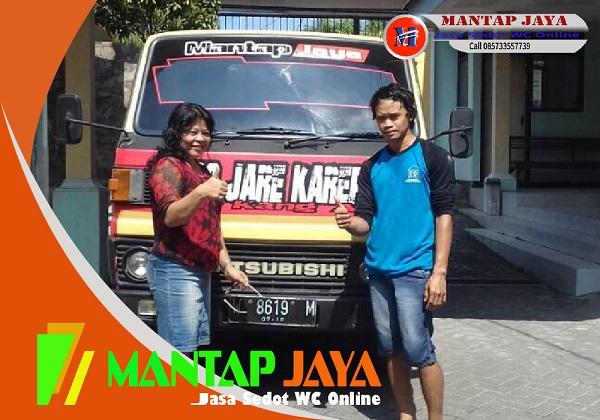 Jasa layanan Sedot Tinja area Trowulan Mojokerto Murah