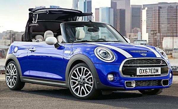 Mini Cooper 3P Chili S Convertible 2019