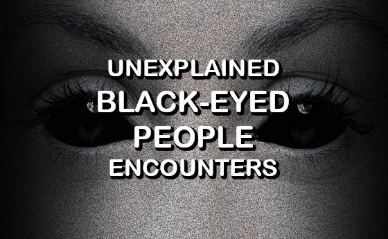 Unexplained Black-Eyed People Encounters  Black%2Beyed%2Bpeople2