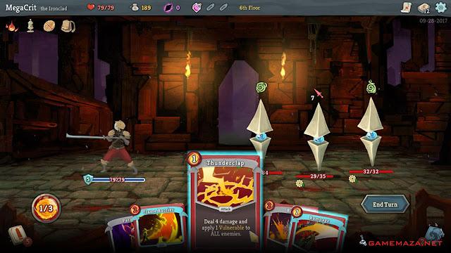 Slay the Spire Gameplay Screenshot 2
