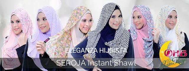 Dura Norell | Mumpreneur | Owner of Eleganza Muslimah Attire, Cosmetics and Fragrances at http://eleganzahijabista.com