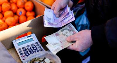 Держстат не помічає зростання інфляції два місяці поспіль