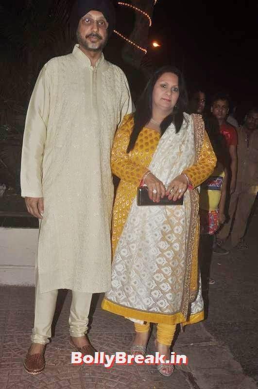 Milkha Singh,  Ekta Kapoor's Diwali Bash Photos