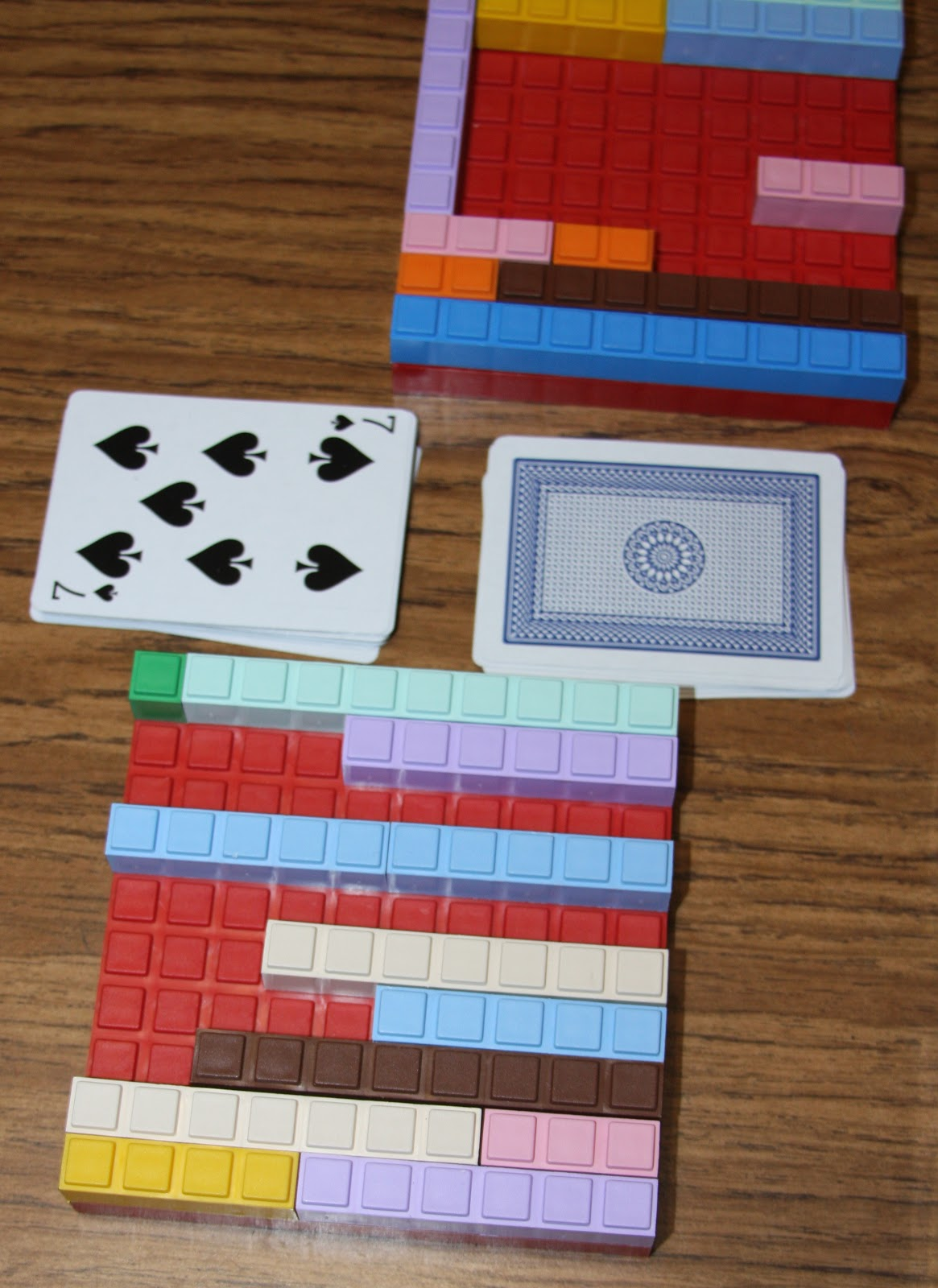 A Learning Journey Math U See Race To 100 Game And Update