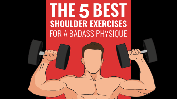 Beginner's Guide! - Top Exercises To Build Shoulder Muscles