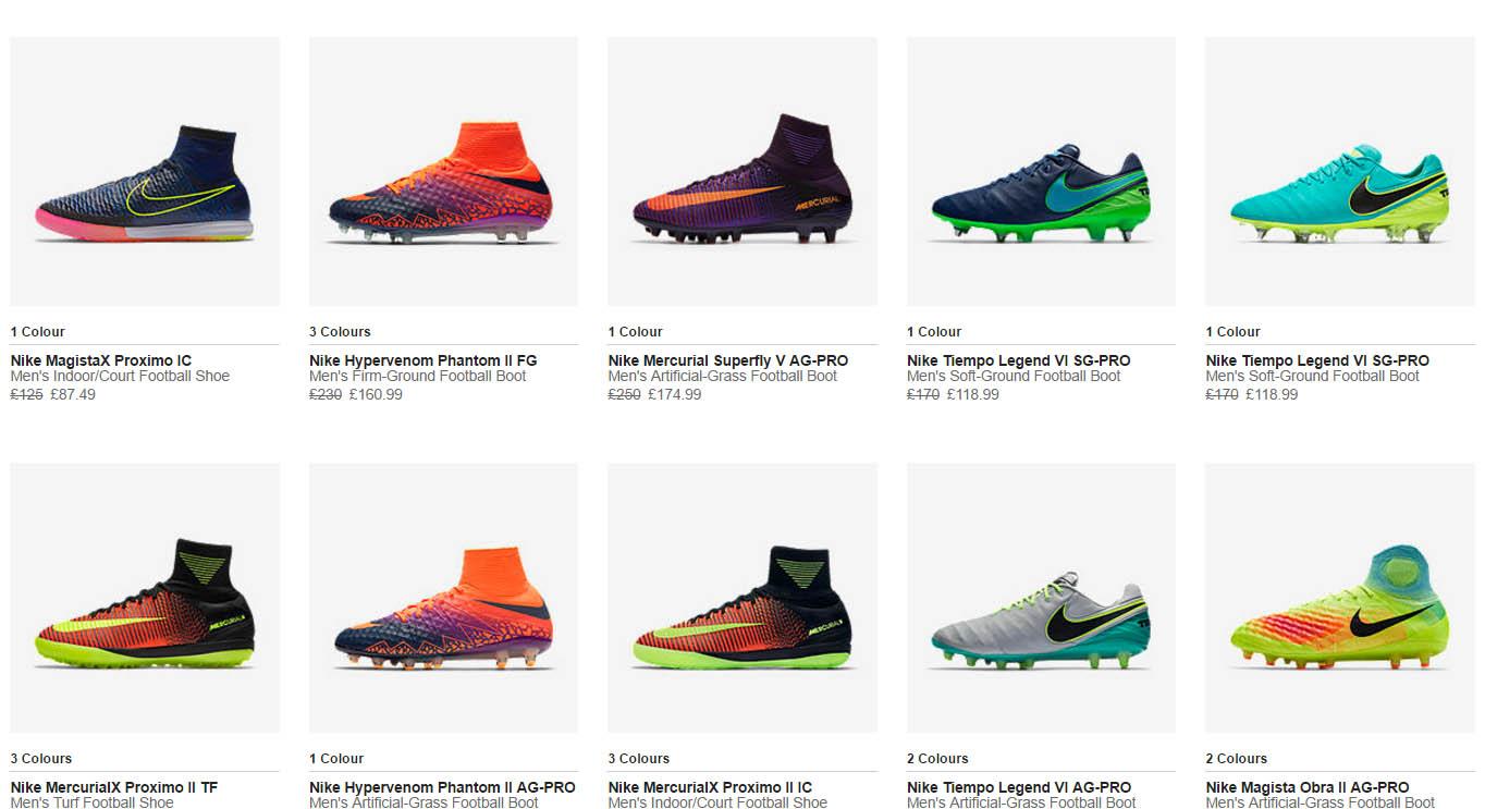 6ecf587a829b ... release af88b dc19b Get 30% Off Nike Black Friday Sale Items With Nike  Hypervenom Phantom II FG ...