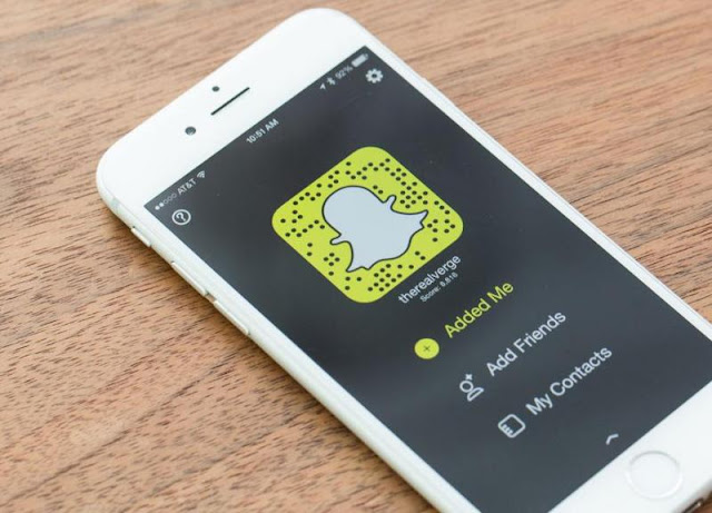 تحميل تطبيق سناب شات Snapchat للأندرويد والأيفون مجانآ