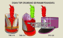 TOPI MAYORET. DAN PEMAIN DRUM BAND DAN MARCHING BAND