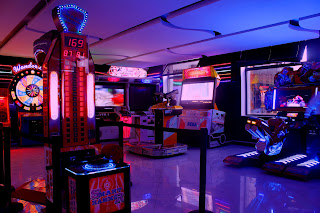 Fat Daddy's Arcade