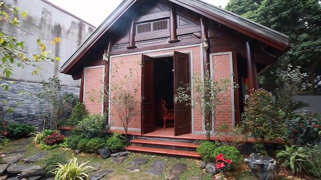 Nhà gỗ đẹp - mẫu số 10