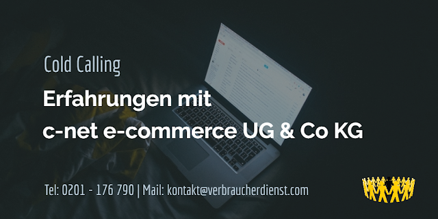 Titelbild: c-net e-commerce UG & Co KG