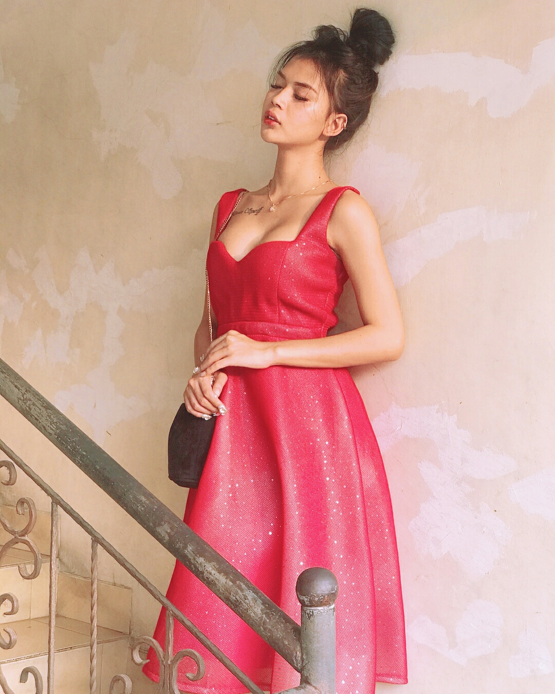 Dinda Syarif  Most Beautiful Transgender Models From -8854
