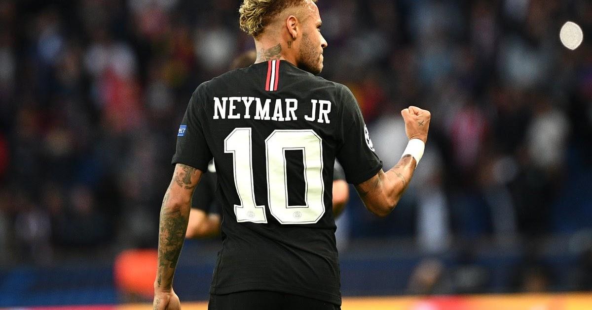 psg 2-0 etoile rouge   vid u00e9o de 2 u00e9me but neymar