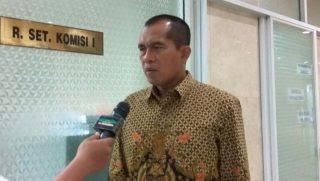 Komisi 1 berharap pengganti jendral Gatot yang Dedikasi, kesungguhan, profesionalisme dan kecakapan beliau memimpin TNI bisa ditiru