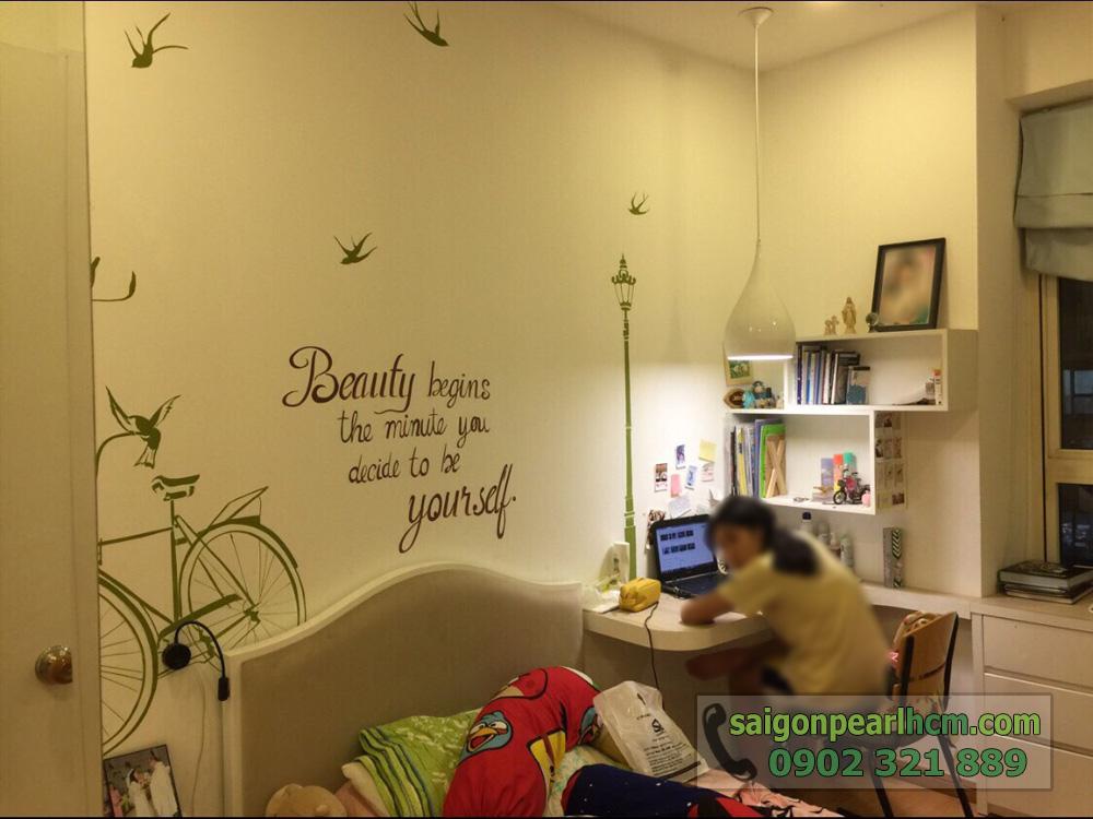 Saigon Pearl 3 phòng ngủ CHO THUÊ hoặc BÁN - hình 2