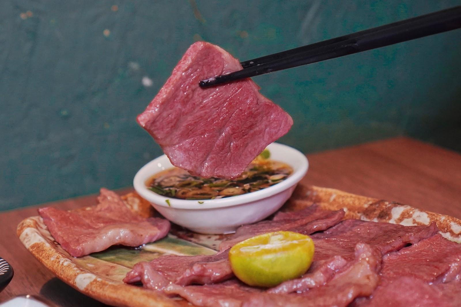 台南中西區美食【日川居酒屋】醬燒牛肉