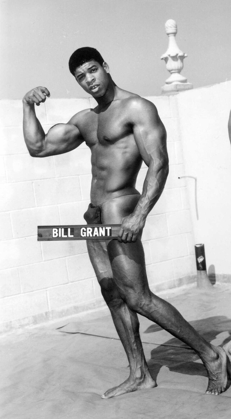 Bill Grant Nude Muscle - Photo ONLINE