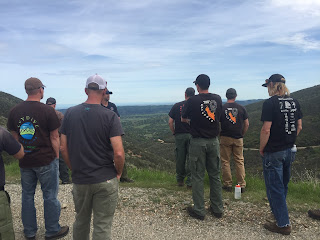 Rattlesnake fire staff ride