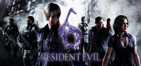 Resident Evil 6 PC Game Free Full Version