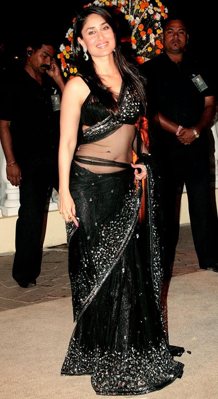 Kareena Kapoor In Black Saree | Kareena Kapoor In Black Saree Wallpapers | Kareena Kapoor In Black Saree Photos | Kareena Kapoor In Black Saree Pictures| Kareena Kapoor In Black Saree Pics | Kareena Kapoor In Black Saree Images
