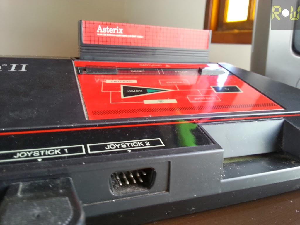1b6ceb377cc6f O Master System I e II tinha um problema crônico de encaixe dos cartuchos.