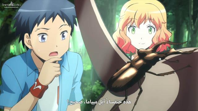 انمى Ansatsu Kyoushitsu الموسم الأول BluRay مترجم أونلاين كامل تحميل و مشاهدة