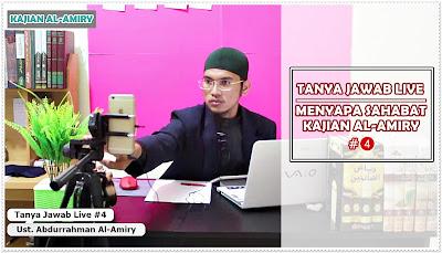 Tanya Jawab Live #4 (Video)