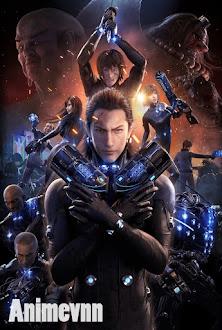 Gantz:O - Gantz Movie 2016 Poster