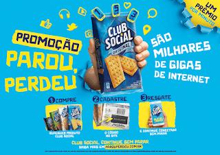 Promoção do Club Social